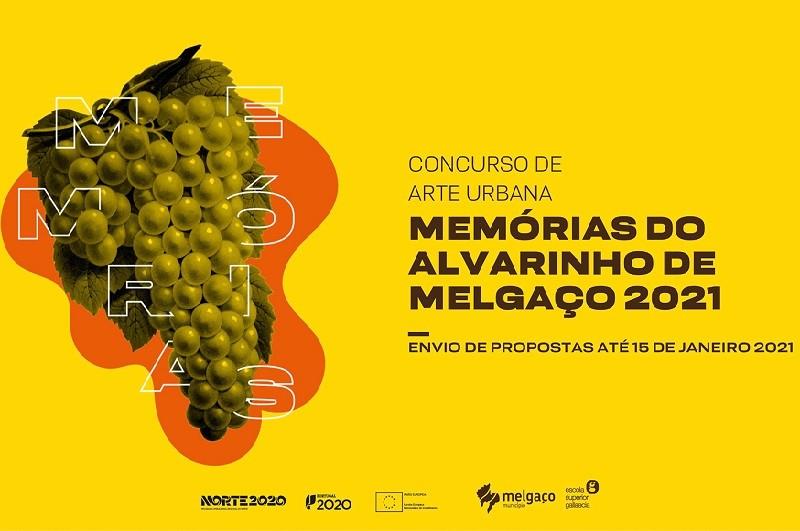 Alvarinho de Melgaço em concurso de arte urbana e embrião de museu ao ar livre