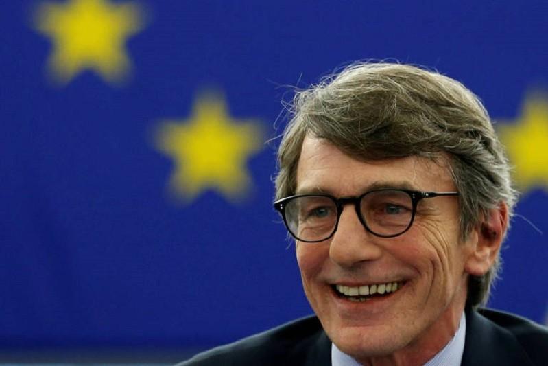 Presidente do Parlamento Europeu deseja sucesso a Portugal na Presidência do Conselho
