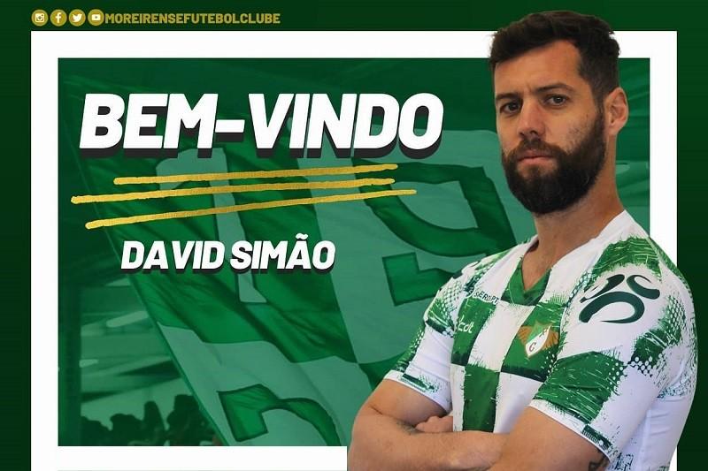 Médio David Simão emprestado pelo AEK Atenas ao Moreirense até ao final da época