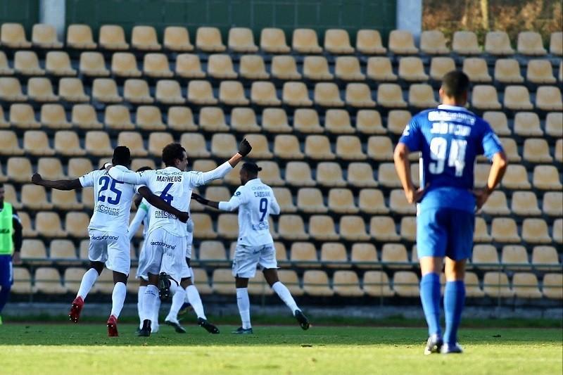 Feirense perde com Vizela e pode perder segundo lugar na II Liga