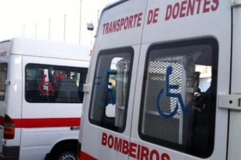 Bombeiros do Alto Minho criticam diferença abismal no pagamento de transportes de doentes covid-19 na região Norte