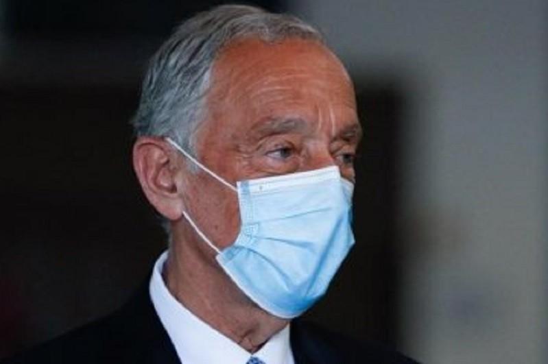 Estado de emergência vai estender-se até ao fim do mandato presidencial - Marcelo Rebelo de Sousa