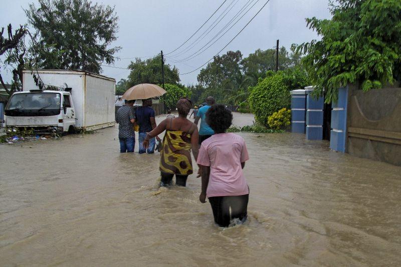 Quase três milhões afetados e 714 mortes na época das chuvas em Moçambique