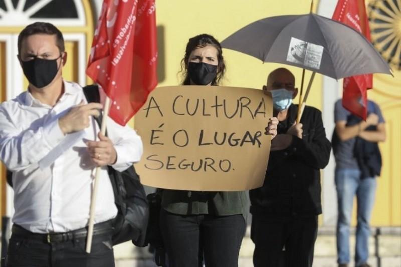 Setor cultural 'tem-se queixado e com razão'