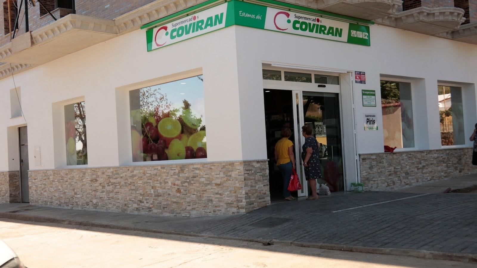Cóviran junta sete novos supermercados à rede em Portugal nos três últimos meses