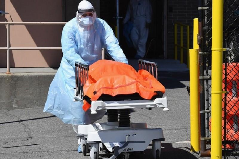 EUA com 3.676 mortos e mais de 280 mil infetados nas últimas 24 horas