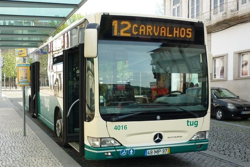 Câmara de Guimarães investiu 2,3 ME em transportes públicos