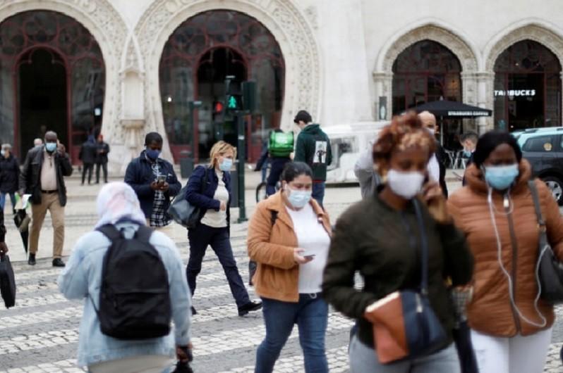 França com quase 16 mil novos casos e 151 mortos de covid-19 em 24 horas