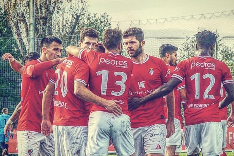 Merelinense vence em Mirandela não desarma na perseguição ao líder SC Braga B