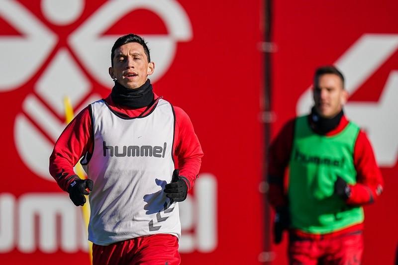 Tormena e Castro recuperados no Sporting Clube de Braga