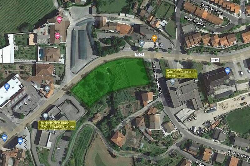 PS de Amares quer que câmara 'recupere projeto' do Parque Urbano Verde