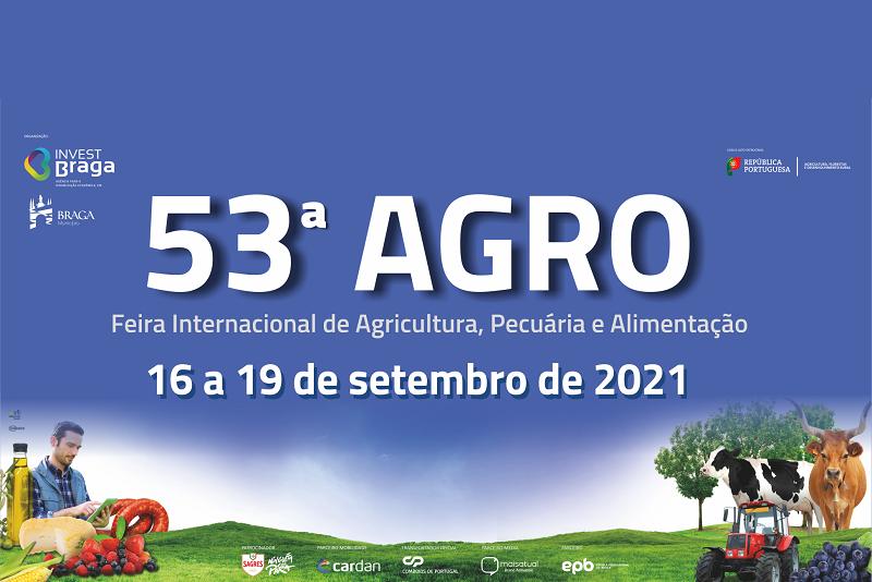 53ª edição da AGRO realiza-se em Setembro