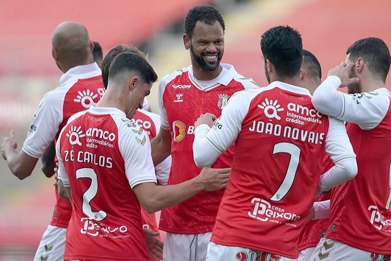 Sporting Clube de Braga vence Torreense e está nos quartos da Taça de Portugal