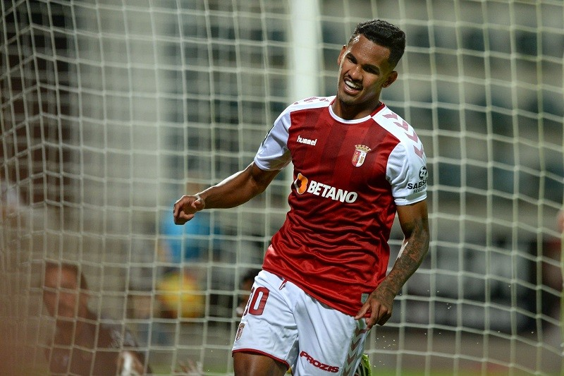 Sporting Clube de Braga tenta na Mata Real aproximar-se do segundo lugar