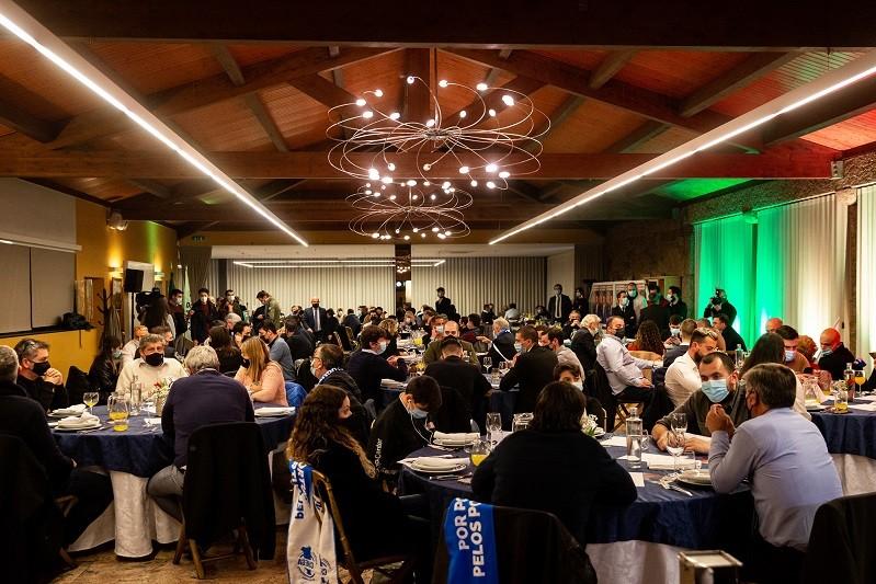 GNR identifica dono do restaurante que reuniu 170 apoiantes do Chega em Braga