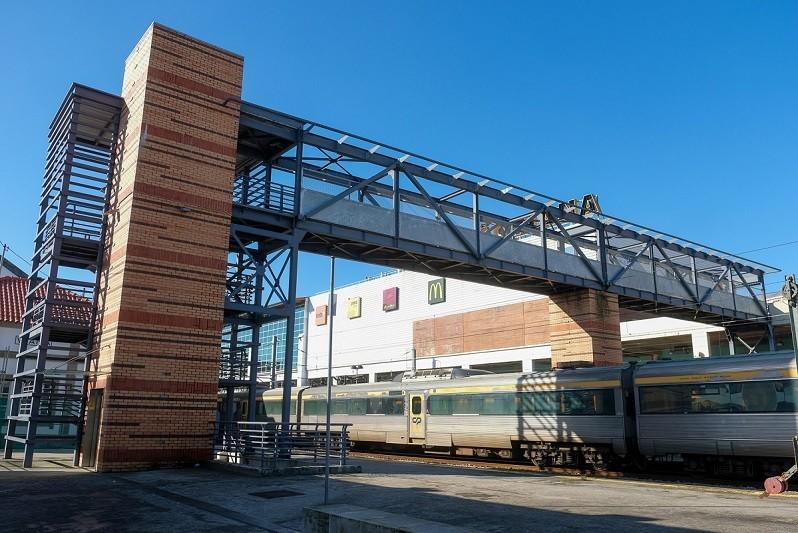 Elevador de acesso a interface de transportes reabilitado em Viana do Castelo