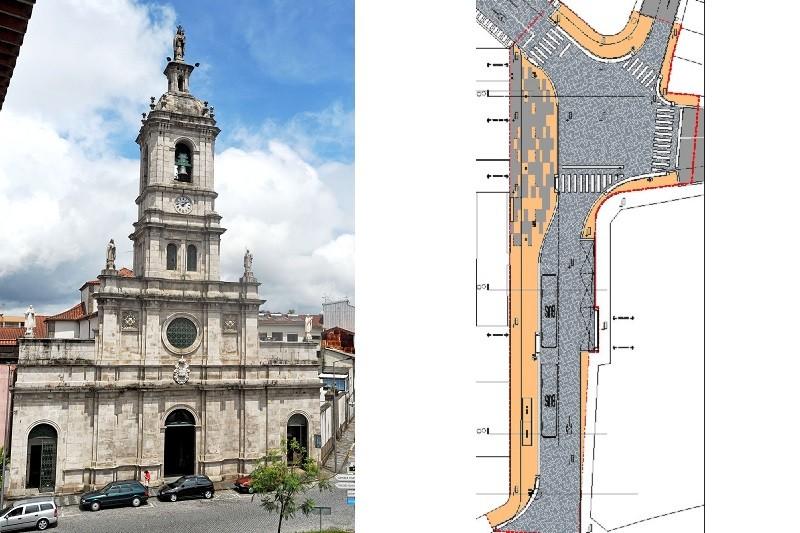Município de Braga requalifica Travessa do Carmo