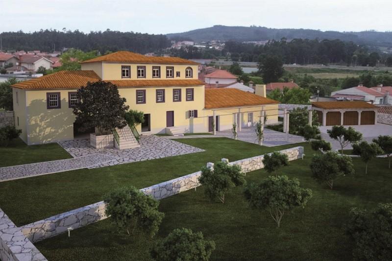Câmara de Famalicão investe 320 mil euros no restauro da Casa de Camilo