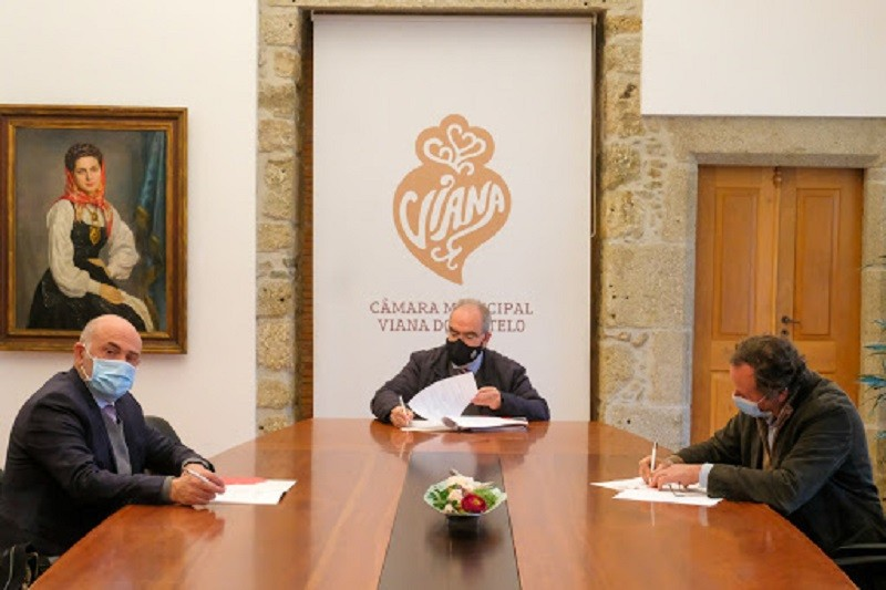 Câmara de Viana do Castelo firma protocolo para investigação científica sobre raça Garrano