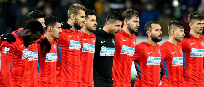 FCSB goleado em vésperas de visitar Vitória de Guimarães
