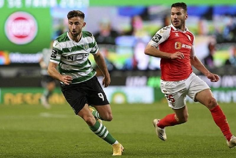 Sporting e Sporting de Braga disputam final inédita da Taça da Liga
