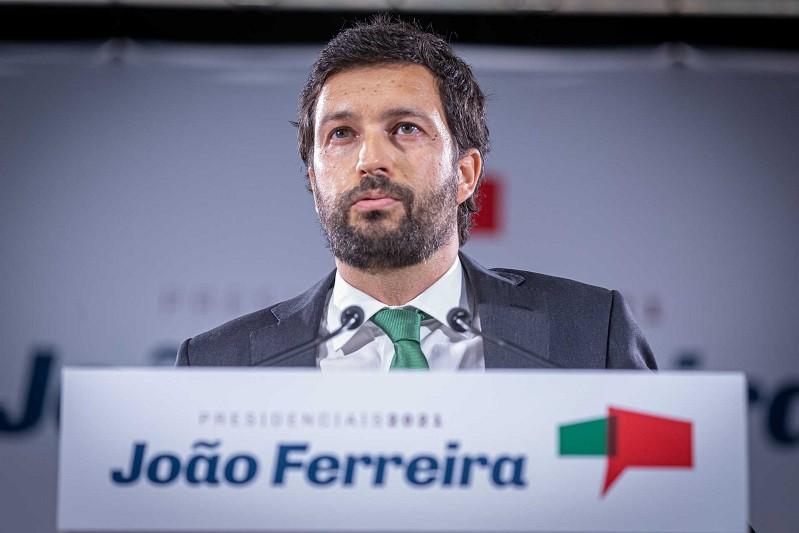 João Ferreira diz que