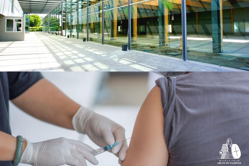 Centro de Vacinação para a Covid-19 em Arcos de Valdevez