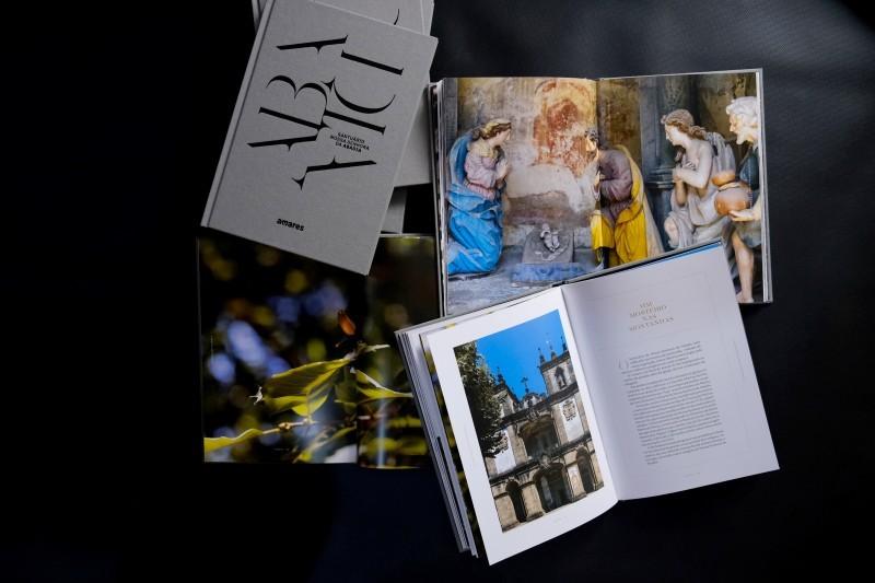 Câmara de Amares acaba de editar um livro dedicado ao Santuário da Abadia