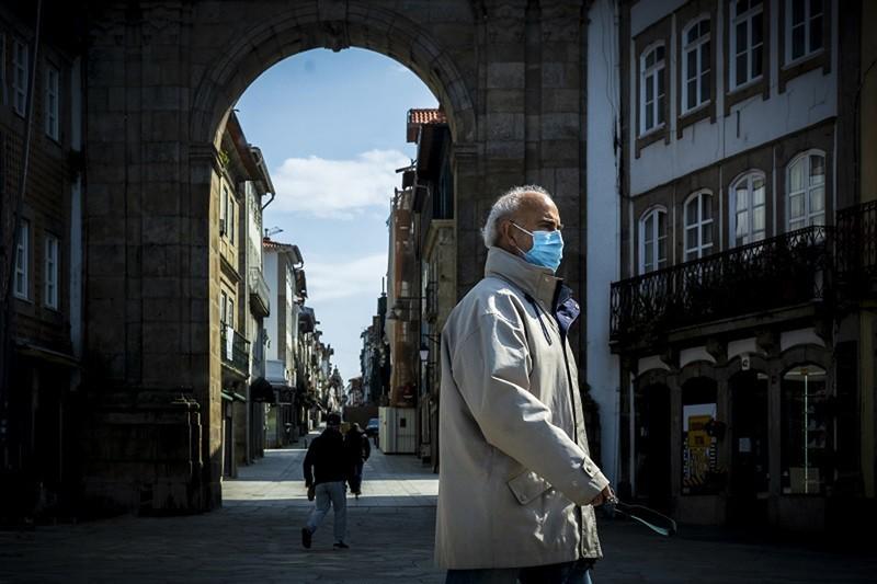 Braga tem mais de 2500 pessoas em vigilância e quase 2000 casos activos