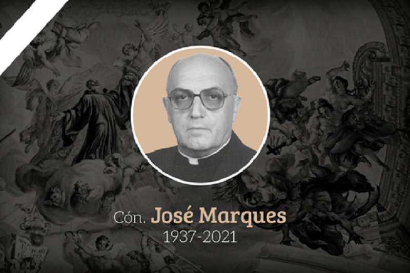 Presidente recorda cónego José Marques como um dos 'mais distintos medievalistas'