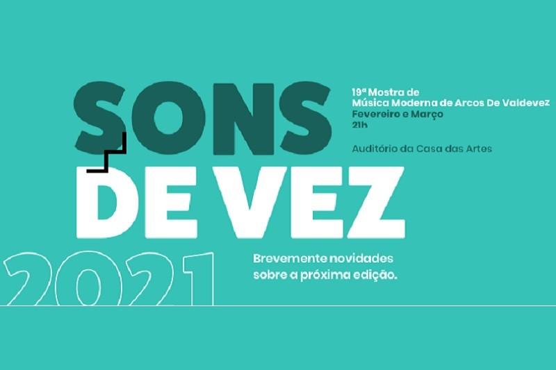 Festival Sons de Vez cancela parte da programação e Porta-Jazz fica adiado