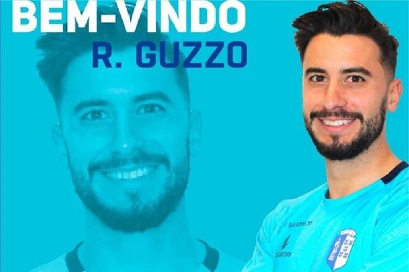 Raphael Guzzo deixa Desportivo de Chaves e reforça Vizela