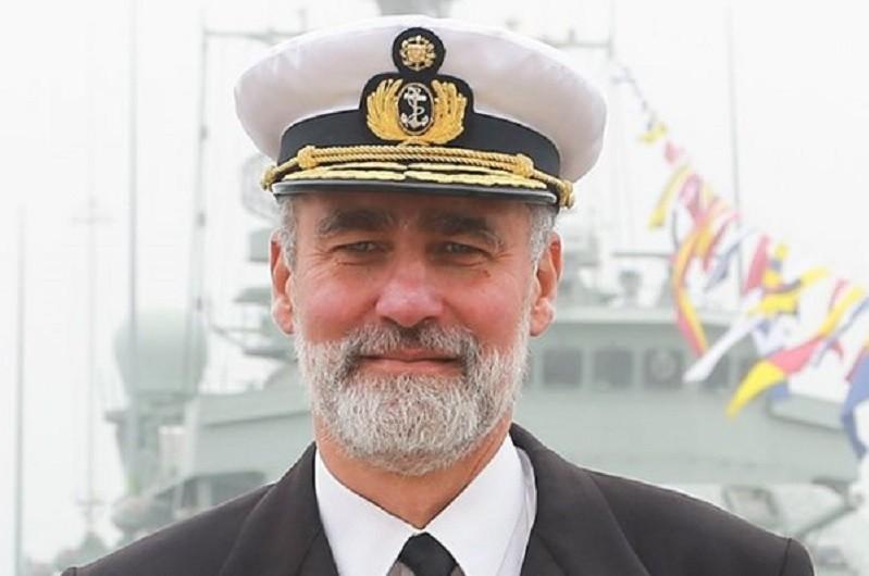 Vice-almirante Gouveia e Melo novo coordenador da `task force´ para vacinação contra covid-19