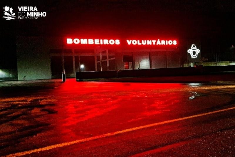 Reforço no apoio aos Bombeiros Voluntáriosde Vieira do Minho