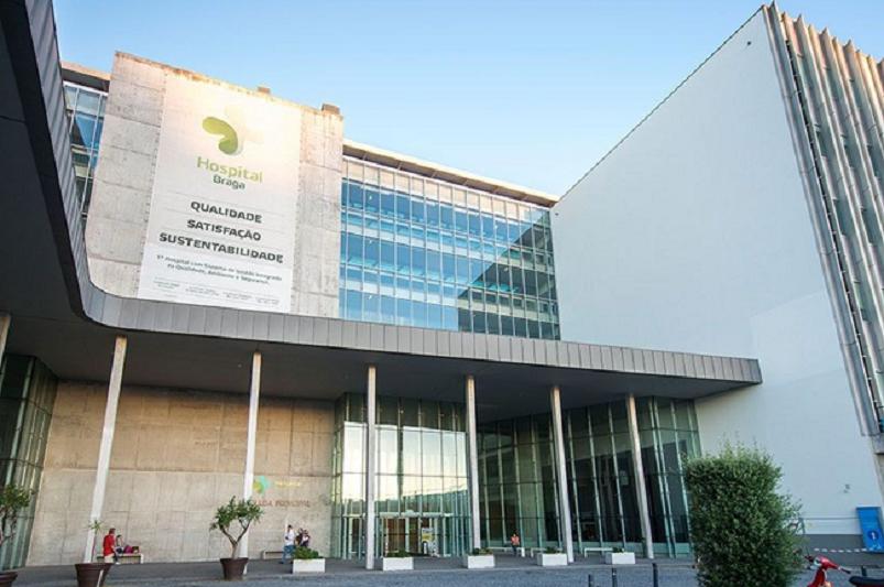 Hospital de Braga recebeu primeiro doente  covid-19 do