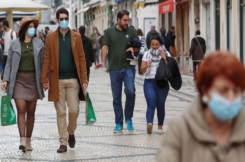 Portugal com 214 mortes e 6.132 casos de covid-19 nas últimas 24 horas