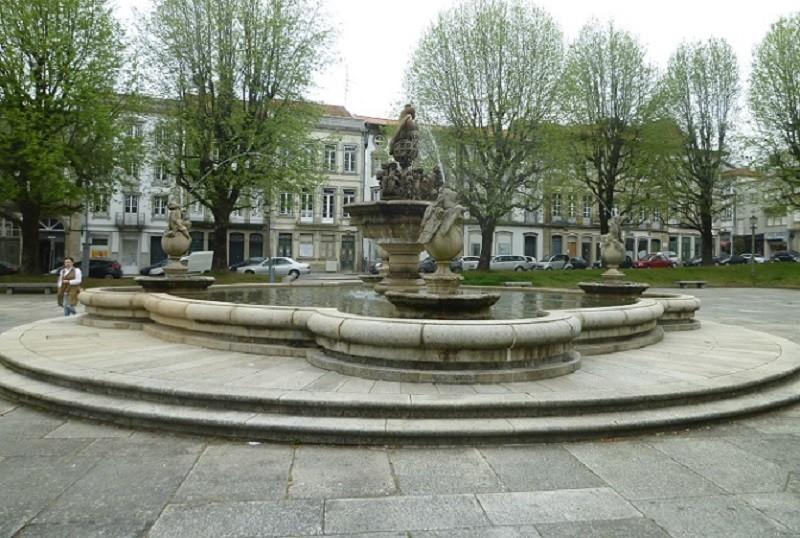 Braga inicia classificação de fontes históricas com Fonte do Pelicano
