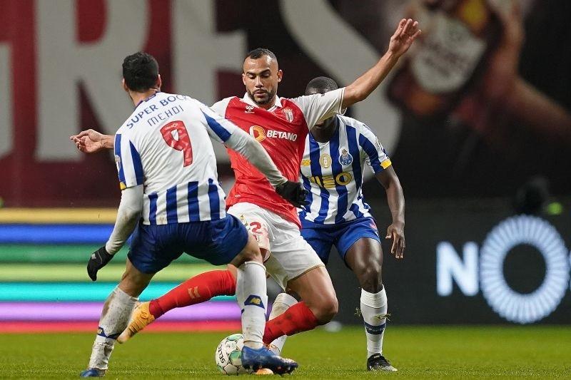 FC Porto empata em Braga e pode ver líder Sporting afastar-se