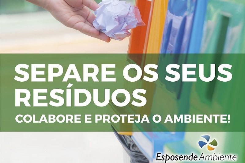 Recolha seletiva de resíduos em Esposende aumentou 12,4% em 2020