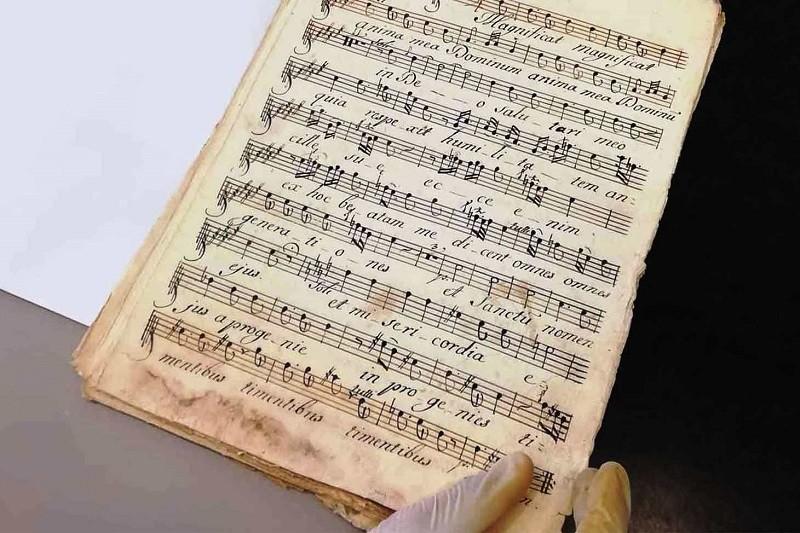Arquidiciose de Braga 'salva' espólio musical do padre Manuel Faria Borda