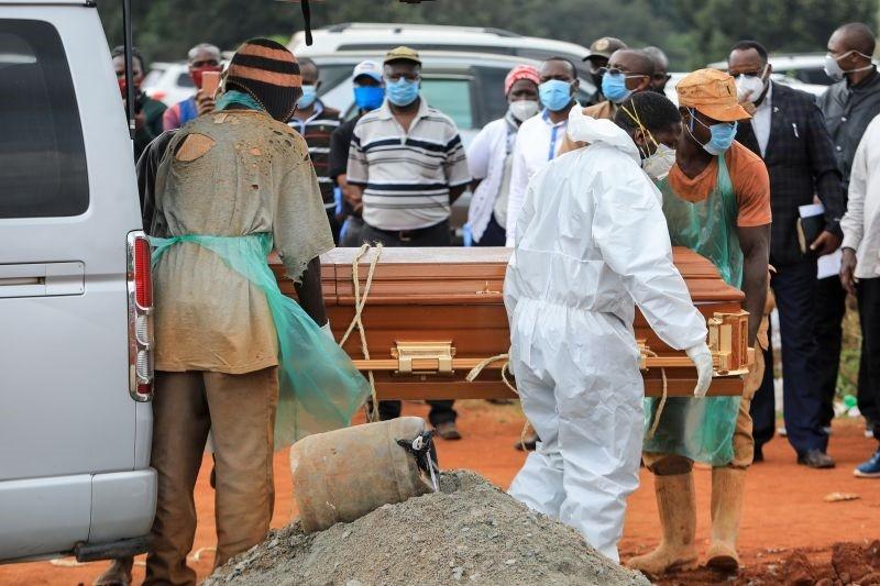 Mundo regista 14.659 mortes d covid-19 e 418.905 casos nas últimas 24 horas