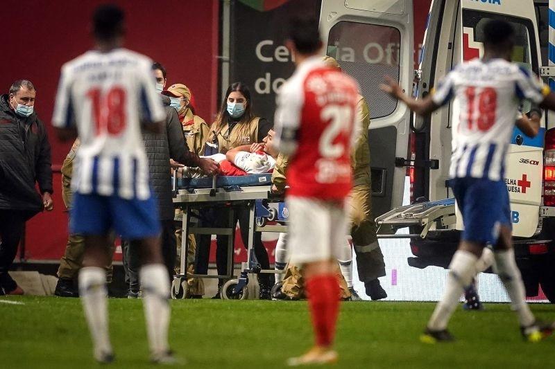 David Carmo sofreu fratura no tornozelo direito e perde o resto da temporada