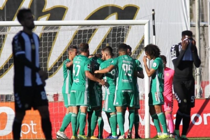 Farense vence Nacional e deixa zona de despromoção da I Liga