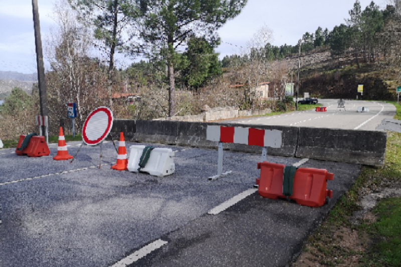 Autarca de Ponte da Barca apela a Marcelo para reabrir fronteira com Espanha
