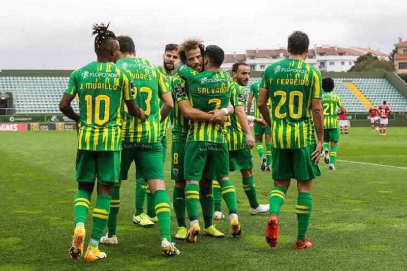 Tondela vence Marítimo e soma quarto triunfo seguido em casa