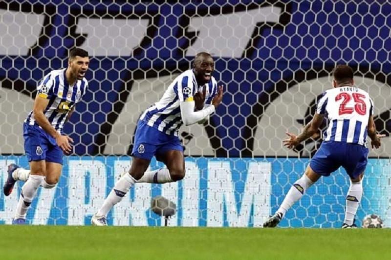 FC Porto vence Juventus na primeira mão dos oitavos de final