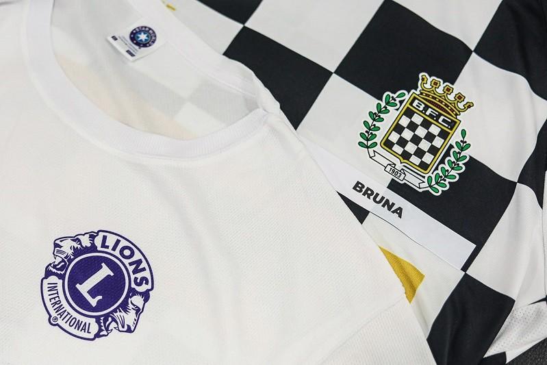 Camisolas do Boavista vão honrar combate ao cancro infantil no jogo com Moreirense