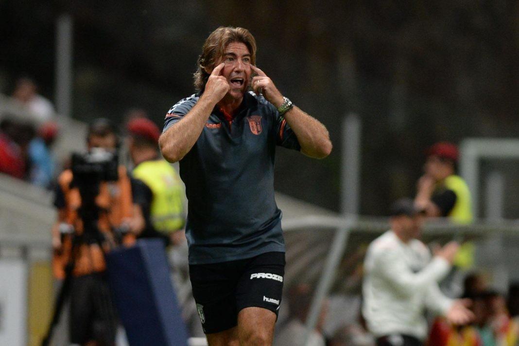 LE: Sá Pinto quer Braga a marcar em Moscovo para garantir fase de grupos