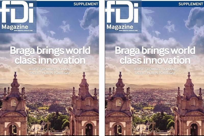 Financial Times apresenta Braga como cidade que conjuga história e tecnologia