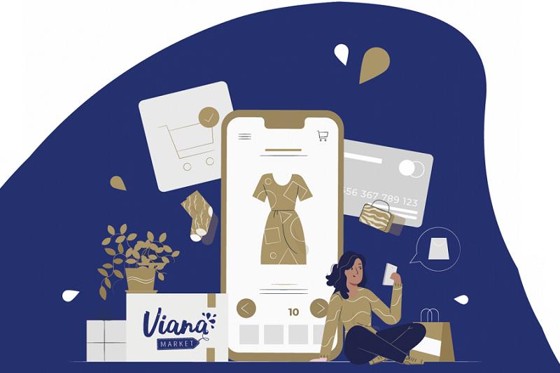 Viana do Castelo: Plataforma comércio digital com 125 lojas de diversas categorias de negócio